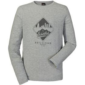 Schöffel Lappland3 Pitkähihainen Miehet, silver filigree